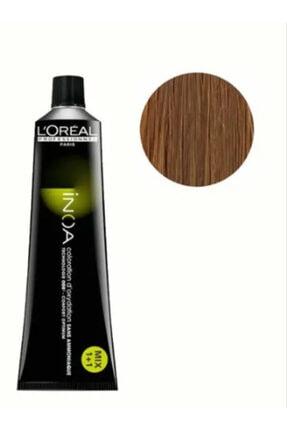 L'oreal Professionnel L'oreal Professional Inoa Saç Boyası 8,1 Renk Koyu Sarı Küllü 0