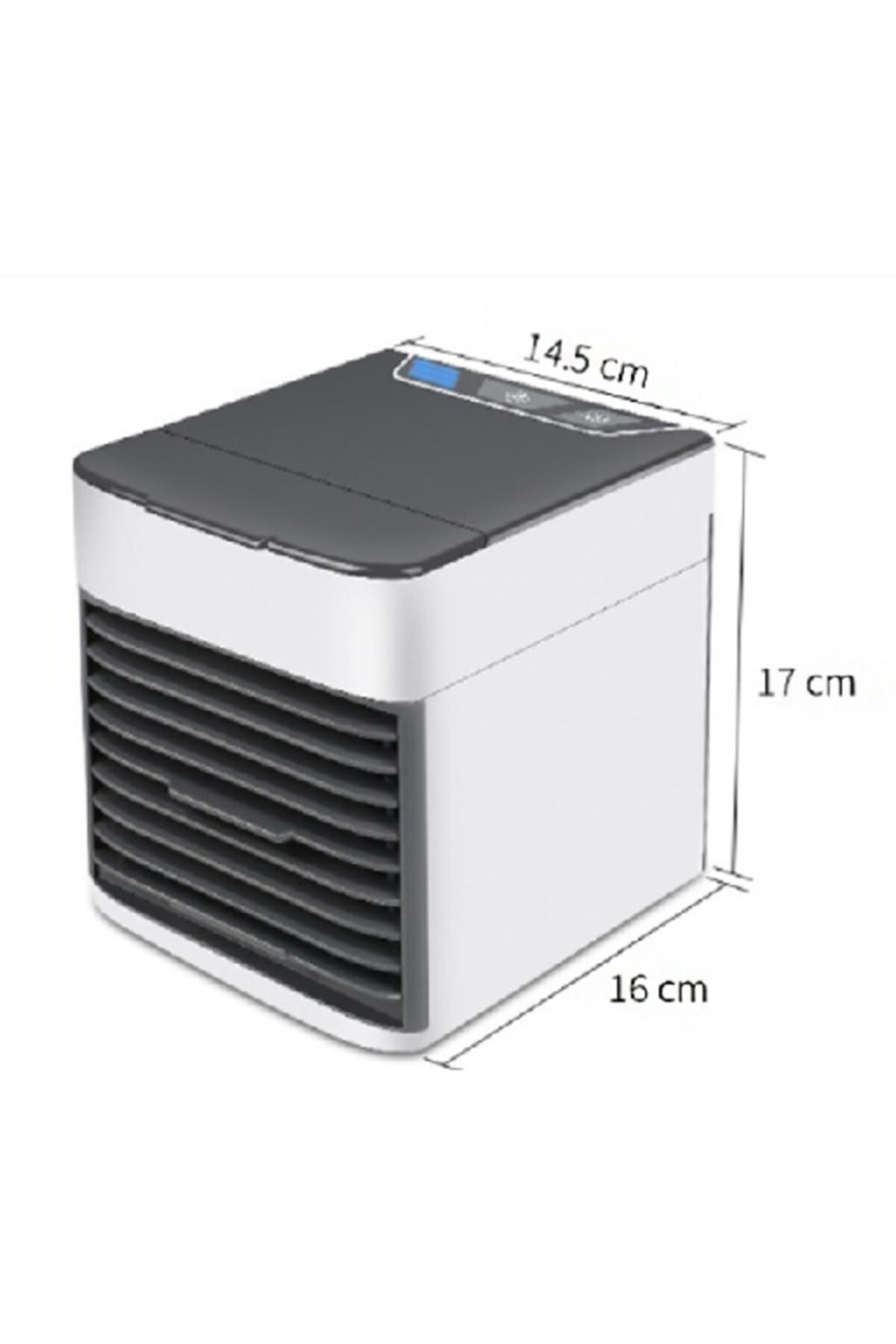 JUNGLEE Arctic Air Ultra Mini Klima Usb Li Mini Soğutucu 3 Kademeli Fan