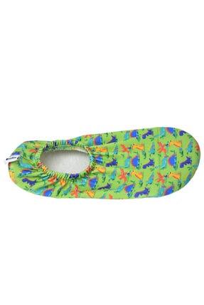 IGOR Kız/erkek Çocuk Yeşil Newborn Naq4010 Aqua Havuz  Deniz Ayakkabısı 1