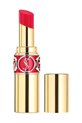Yves Saint Laurent Rouge Volupté Shine Karşı Konulamayan Parlaklığa Sahip Ruj 45 - Rouge Tuxedo 3614271280268 0