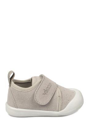 Vicco 950.e19k.224 Anka Ilk Adım Gri Çocuk Ayakkabı 1