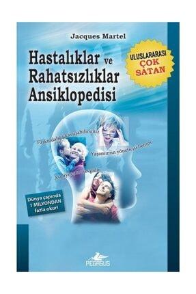 Pegasus Yayınları Hastalıklar Ve Rahatsızlıklar Ansiklopedisi 0
