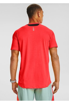 Under Armour Erkek Spor T-Shirt - Ua Streaker 2.0 Shortsleeve - 1326579-629 2
