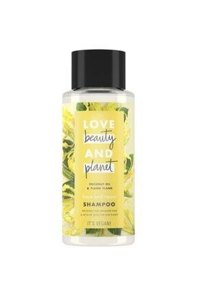 Love Beauty and Planet Hindistan Cevizi Yağı Ve Ylang Ylang Özlü Şampuan 400 Ml 0