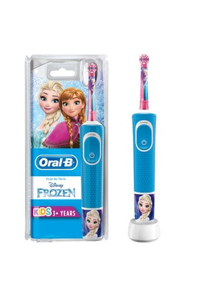 Oral-B D100 Çocuklar Için Şarj Edilebilir Diş Fırçası 0