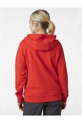 Helly Hansen Kadın Kırmızı Spor Sweatshirt 2
