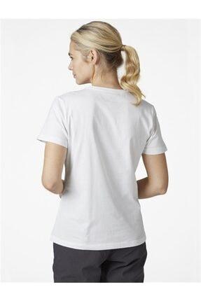 Helly Hansen Kadın Beyaz T-Shirt 2