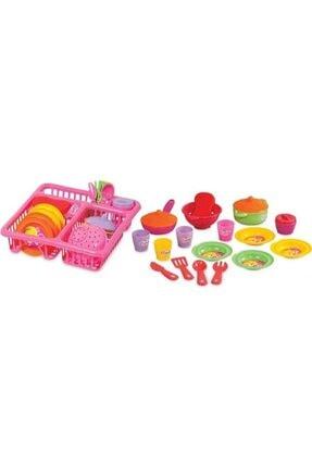 Oyuncak Bulaşık Seti Yemek Takımı DE21OY1249
