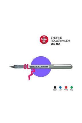 Uni Eye Fine 0.7 Roller Kalem - Siyah 2
