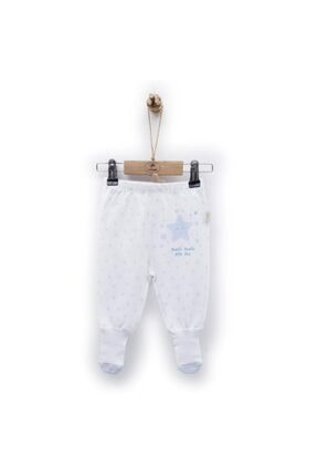 Picture of Bebek Beyaz Organik Dreams Twinkle Çoraptolon 19780
