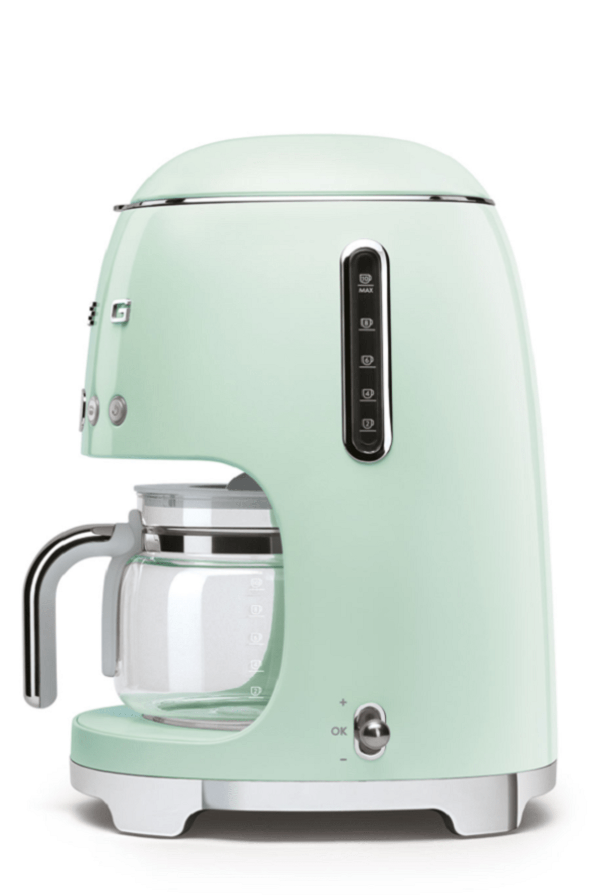 Smeg Pastel Yeşil Filtre Kahve Makinesi 2