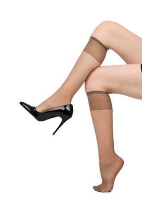 15 Den Süper Mat Vizon Ince Pantolon Çorap resmi