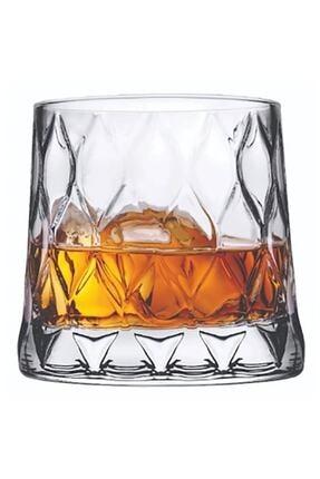 Paşabahçe Leafy Viski Bardağı 4'lü 0