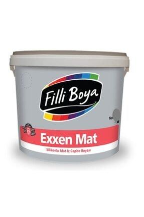 Filli Boya Exxen Mat 2.5lt Renk: Armen30 Silikonlu Silinebilir Iç Cephe Boyası 1