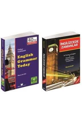 MK Publications English Grammar Today - Ingilizce'de Zamanlar - Murat Kurt - Ingilizce Gramer Set - 0