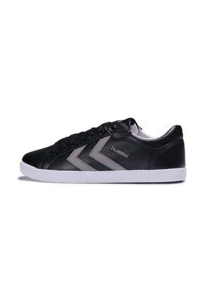 HUMMEL Deuce Court Tonal Unisex Siyah Spor Ayakkabı 1