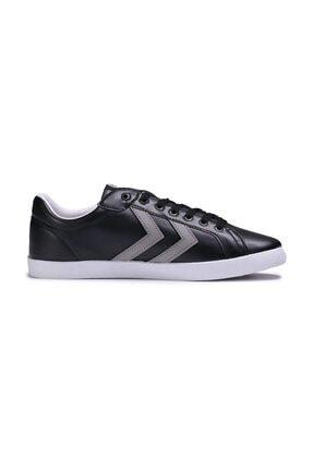 HUMMEL Deuce Court Tonal Unisex Siyah Spor Ayakkabı 2