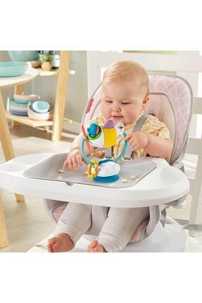 Fisher Price Fisher-Price Pırpır Uçak Mama Sandalyesi Oyuncağı GRR31 3