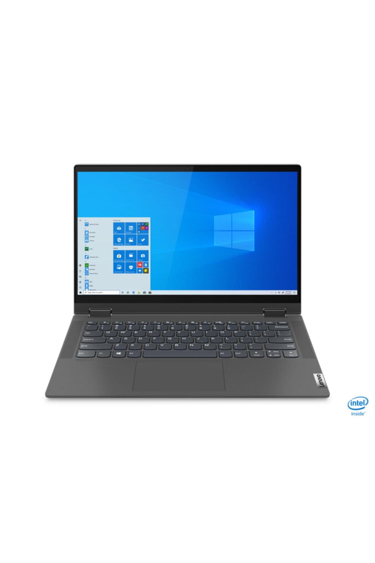 """Flex 5 I5 1135g7 16gb 512gb Ssd 2gb Mx450 Windows 10 Home 14"""" Fhd Dokunmatik 82hs00fetx"""