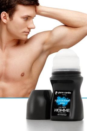 Pierre Cardin Aqua 48 Saat Etkili Antiperspirant Roll-On Deodorant 50 ml 8680570257794 0
