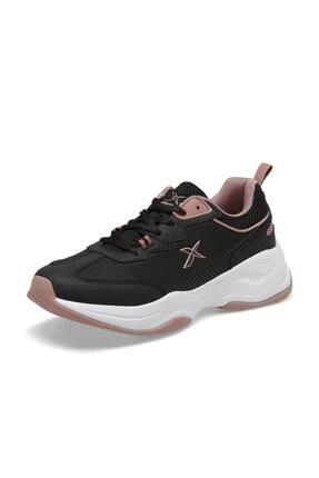 Kinetix Siyah Kadın Sneaker Ayakkabı 0