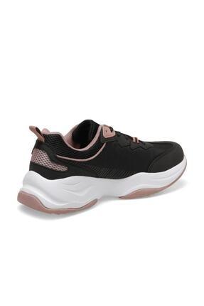 Kinetix Siyah Kadın Sneaker Ayakkabı 2