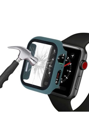 Apple Watch 2 40mm Ekran Koruyucu + Kılıf Pastel Renk Premium Kalite 1