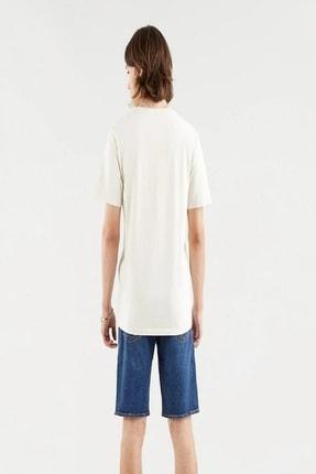 Levi's Erkek Beyaz Tişört 22491-0957 1