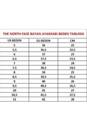 The North Face Kadın Hdghg Fp2 Wp (Eu) Ayakkabı Nf0a46aqn1l1 4