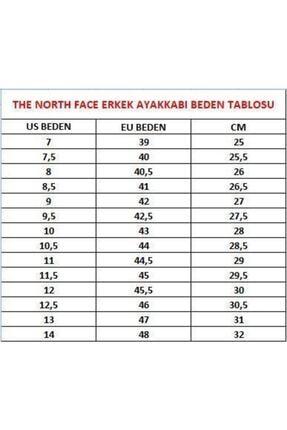 The North Face Erkek Hdghg Fp2 Wp (EU) Ayakkabı 44 4