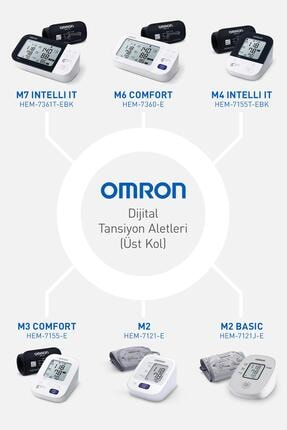 Omron M6 Comfort Hem-7360-e Dijital Koldan Ölçer Tansiyon Aleti 4