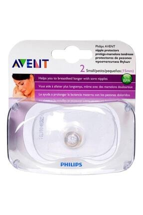 Philips Avent Small Göğüs Ucu Koruyucu Silikon 2 Adet 0