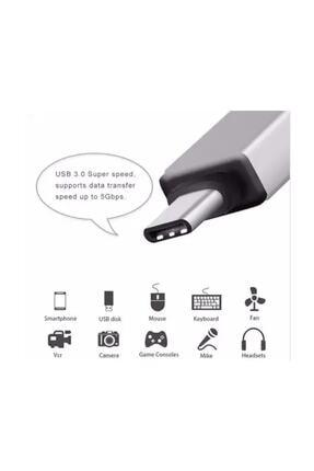 Syrox Usb Type-c Dönüştürücü Otg Çevirici Adaptör Metal Xiaomi-samsung 2