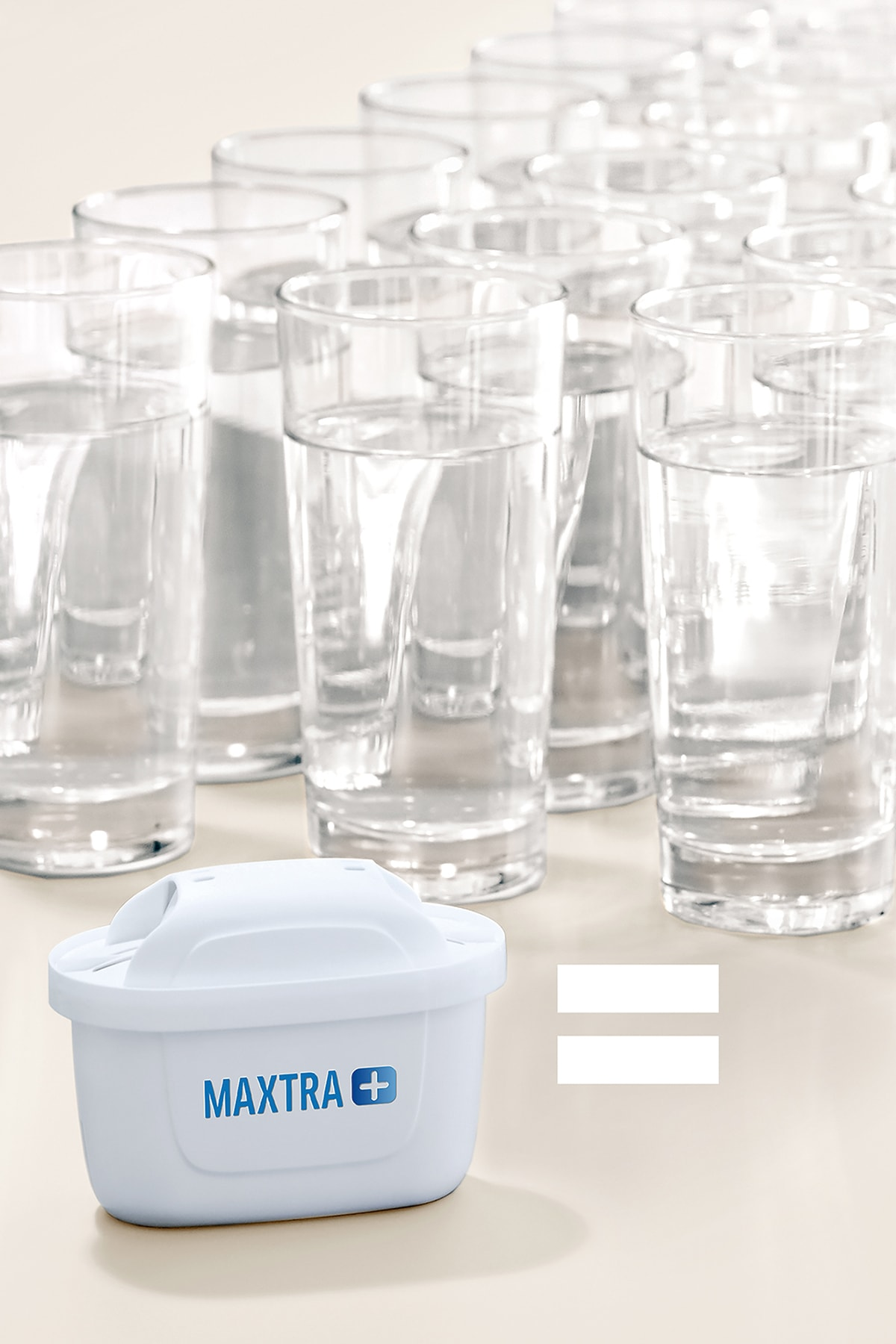 Brita Maxtra + Plus Yeni Nesil Su Arıtma Filtresi Dörtlü