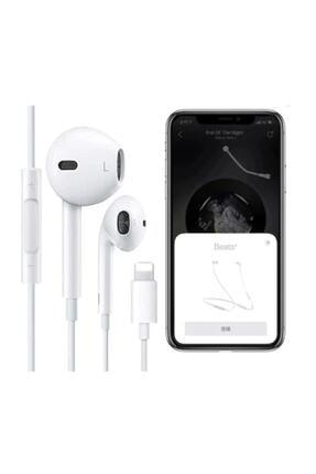 AyazTech Iphone Kulaklık 5 / 5c / 5s / 6 / 6s / 6plus / 7 / 7plus / 8 / 8plus / X / Xr / Xs / Xsmax / Uyumlu 1