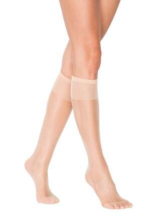 6'lı Paket Süper 15 Den Pantolon Çorabı resmi