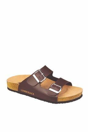 Lumberjack Mendy Erkek Terlik Ayakkabı 101016663kahve 0