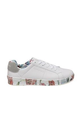 Lumberjack DELBIN 1FX Beyaz Kadın Havuz Taban Sneaker 100933280 1
