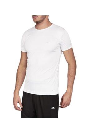 17s-1220-17n Beyaz Erkek T-shirt resmi