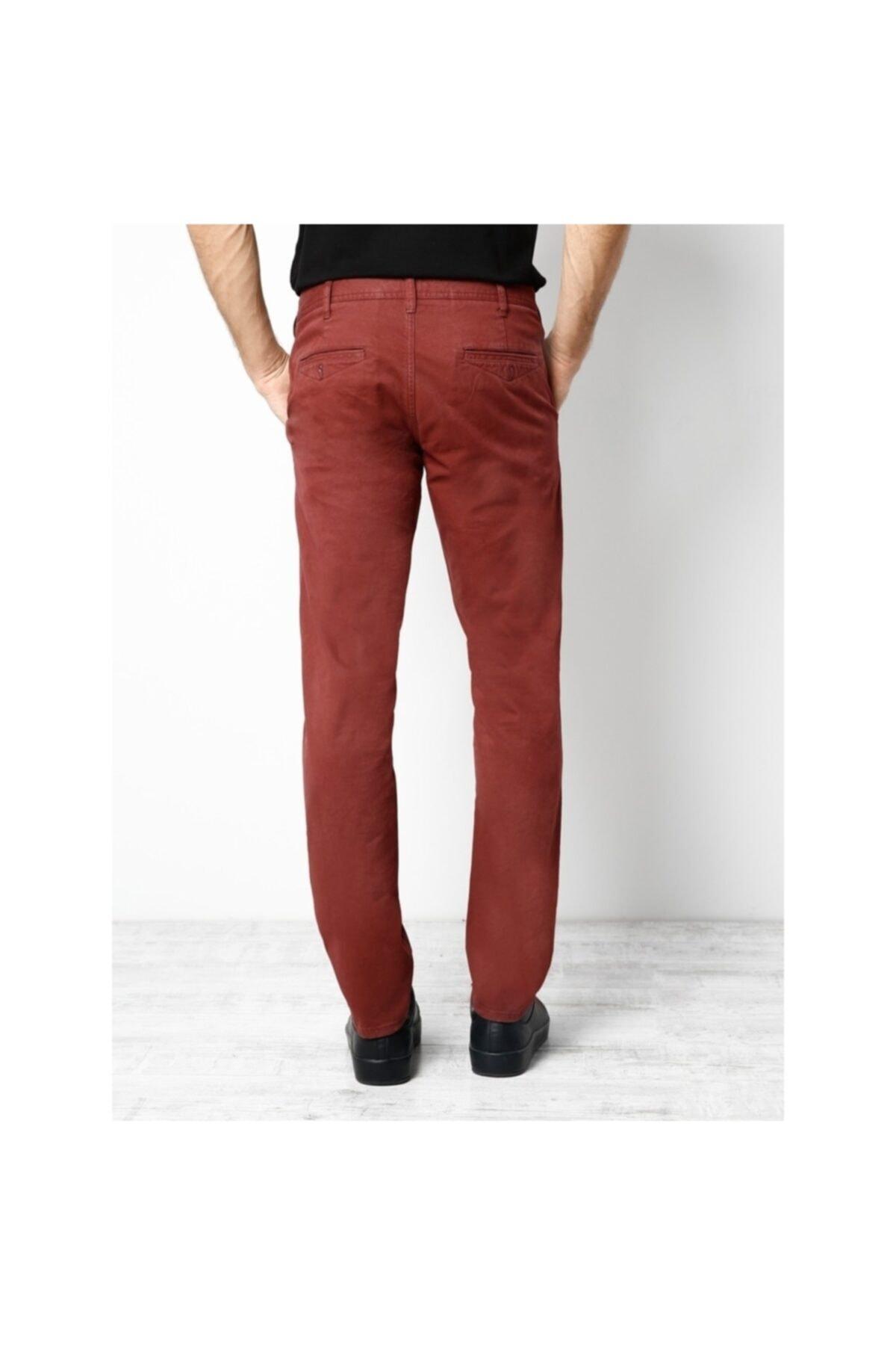 Colin's Bordo Erkek Pantolon