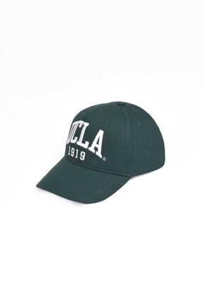 Ucla Ballard Yeşil Baseball Cap Şapka 0