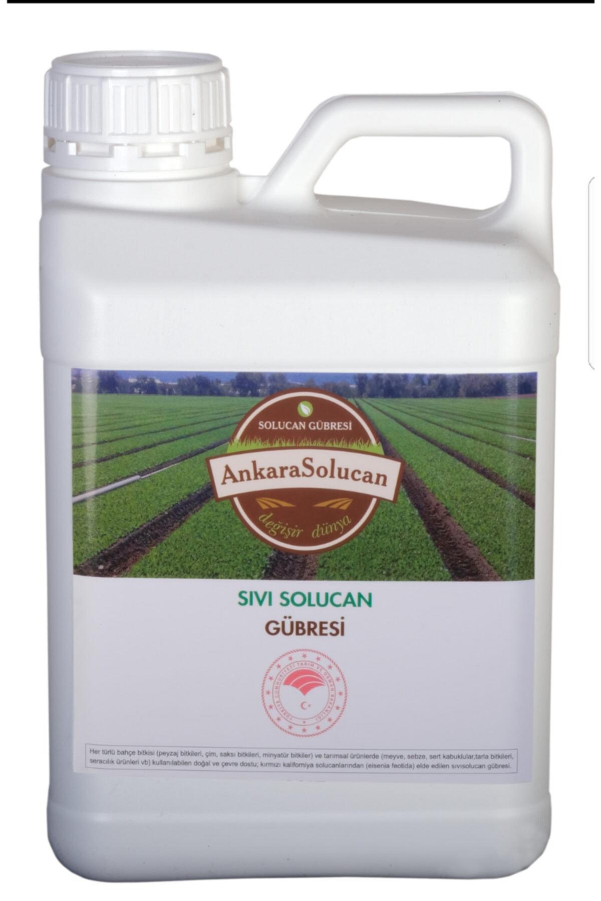 Soğuk Sıkım Solöm Sıvılı Solucan Gübresi 5.lt Ürünlerimiz Tarım Bakanlığından Tescil Ve Onaylı Dır