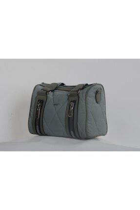 Mint Yeşili Kadın Silindir Çanta Y21CR214B