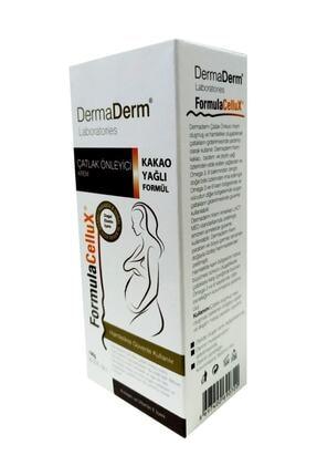 DermaDerm Çatlak Giderici Kakao Özlü Krem 100 ml 0