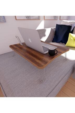 DİWWA Malta Katlanır Laptop Sehpa Çalışma Kahvaltı Masası Mdf 1