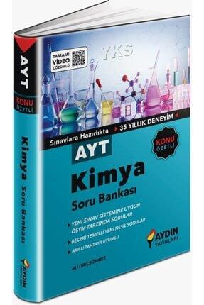 Aydın Yayınları Aydın Ayt Kimya Konu Özetli Soru Bankası 0