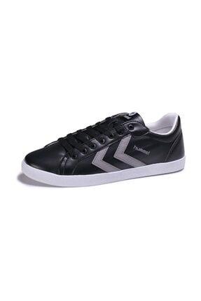 HUMMEL Deuce Court Tonal Unisex Siyah Spor Ayakkabı 3