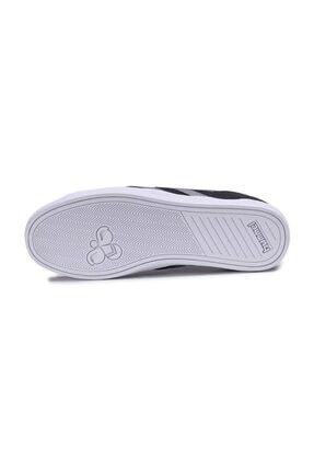 HUMMEL Deuce Court Tonal Unisex Siyah Spor Ayakkabı 4