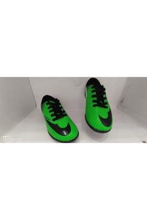 Picture of Erkek Çocuk Petrol Yeşili Halı Saha Futbol Ayakkabısı