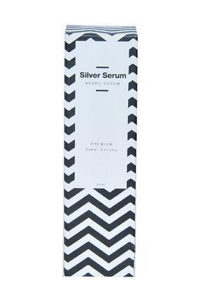 Nurs Silver Sakal Serumu 50Ml 0